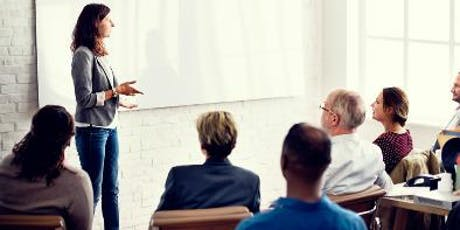 STEP SEMINAR - Presentation Skills/Project Management Part 1 tickets