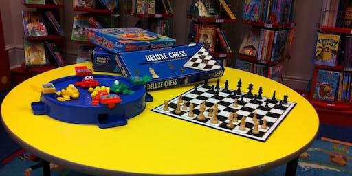 Games Corner (Burnley Campus)