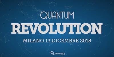QUANTUM REVOLUTION@MILANO