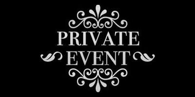 Painting Class - Private Event - November 16, 2018*