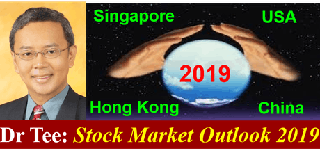 Dr Tee: Stock Market Outlook 2019 with High Dividend Blue Chip Stocks tickets