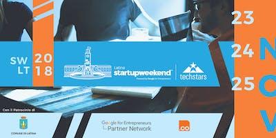Techstars Startupweekend Latina 11/18