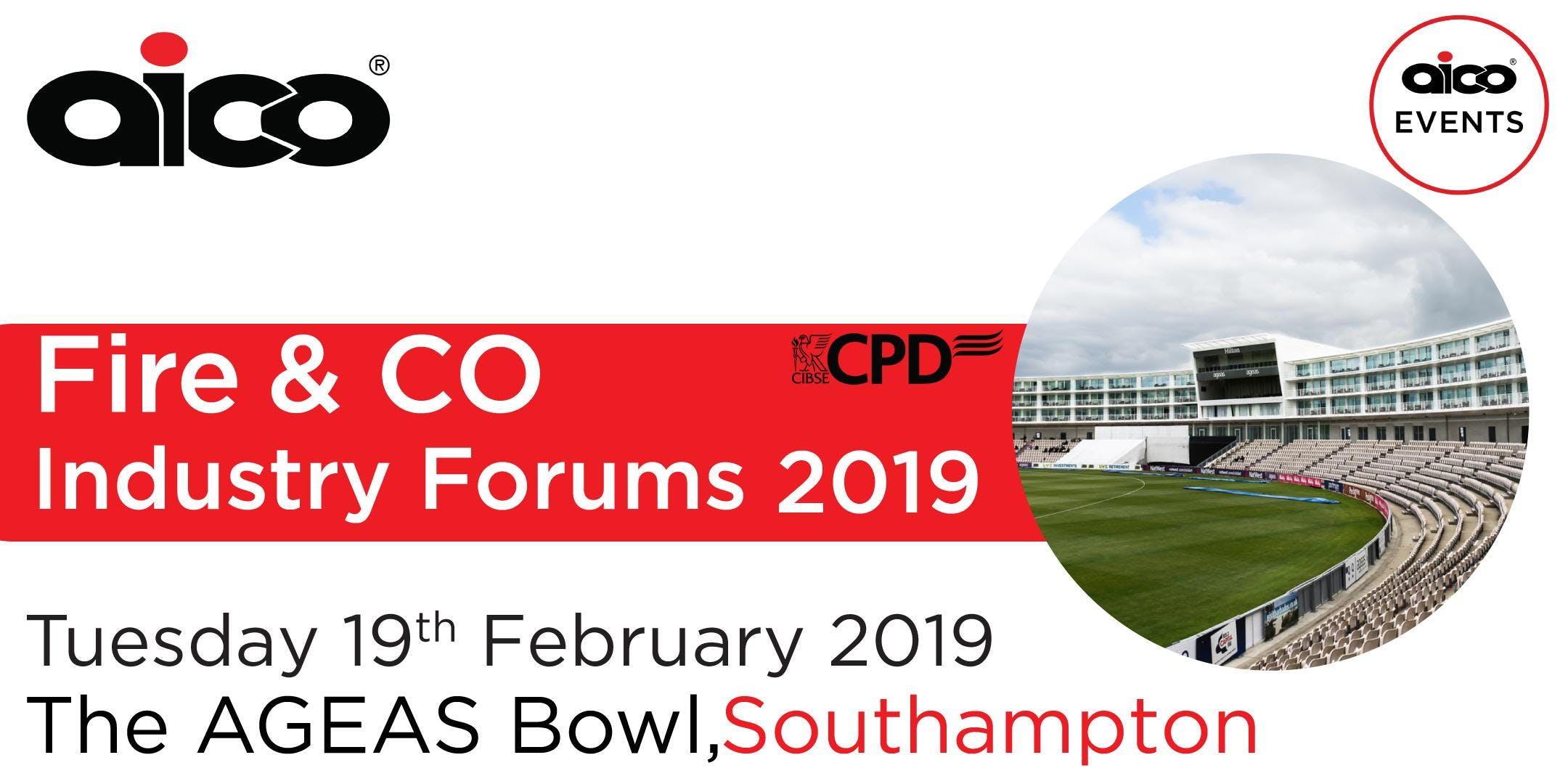 Aico Fire & CO Industry Forum 2019 - Southamp