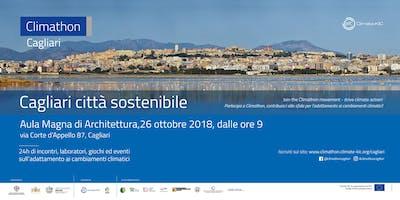"""""""Costruire insieme Cagliari sostenibile"""" Workshop"""