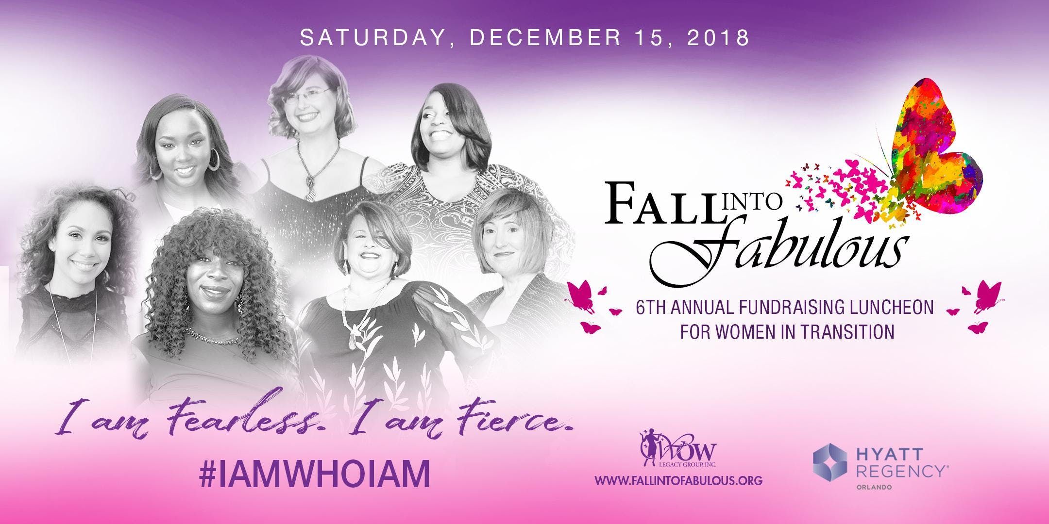 Fall into Fabulous Fundraising Luncheon 2018