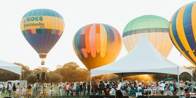 Georgetown Hot Air Balloon Festival & Victory Cup Polo Match