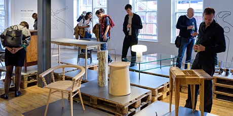 BA Furniture and Product Design (W261, W264) - Portfolio Interview 2020/21 tickets