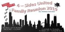 4-Sides United Family Reunion 2019:  Bond/Steward & Moore/Gunn - Haynes/Davis & Forrest/Sanders