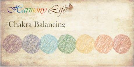 Chakra Balancing (Lando Medical Reiki 101.2) tickets