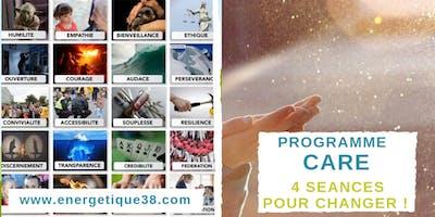 """Programme CARE : Développez vos compétences et habilités au \""""Bien-Être\"""""""