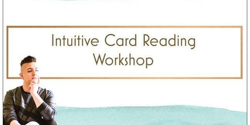 Intuitive Card Reading Workshop. With Psychic Medium Daniel Monroe.