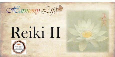 Reiki II Certification - 10 CE tickets