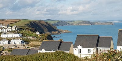Guided Hike (Half day) : Mevagissey Coastal Circular, Mevagissey, Cornwall