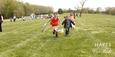 2019 Community Family Egg Hunt to Benefit Camp Easterseals UPC
