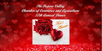 Pajaro Valley Chamber of Commerce Annual Awards Dinner