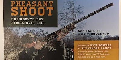 Eleventh Annual Pheasant Shoot benefiting Salama Urban Ministries