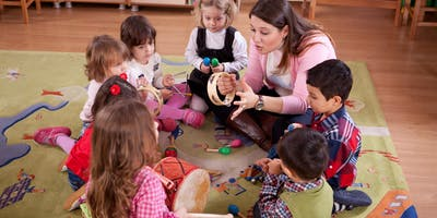 Music Together: 10 Class Series—Afternoon Session One, 3:30 – 4:15 pm (Birth – 5 years)