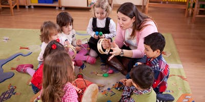Music Together: 10 Class Series—Afternoon Session Two, 4:30 – 5:15 pm (Birth – 5 years)