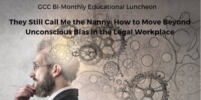 November Bi-Monthly Educational Luncheon: They Still Call Me the Nanny