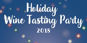 Rock Wall Wine Company presents: Holiday Wine Tasting...