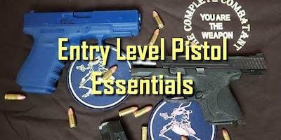 December 2019 Entry Level Pistol Essentials
