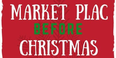 MARKET PLAC BEFORE CHRISTMAS