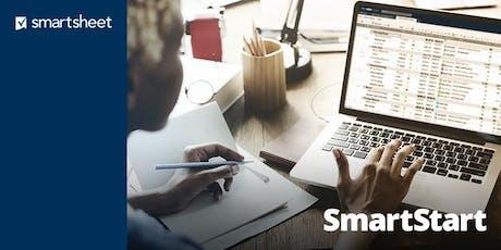 SmartStart Training tickets