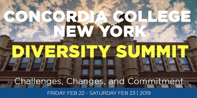 Diversity Summit - Concordia College - New York