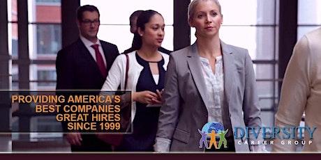 Houston Virtual Career Fair and Job Fair - July 22, 2020 tickets