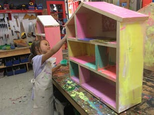 Build Your Own Dollhouse Camp tickets