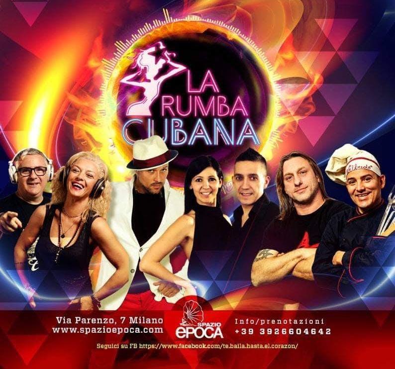 La Rumba Cubana - allo Spazio Epoca