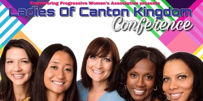L.O.C.K. (Ladies Of Canton Kingdom)Conference 2019