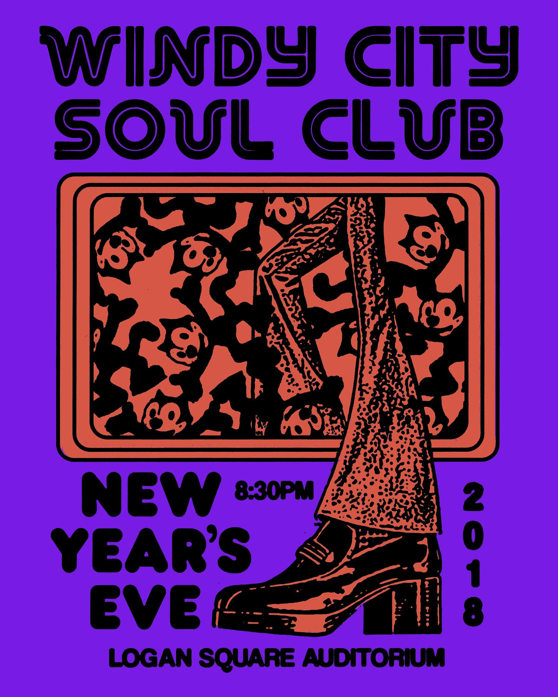 Windy City Soul Club NYE 2018