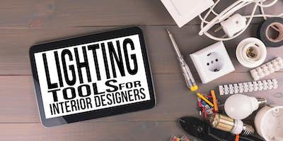 Lighting Tools for Interior Designers