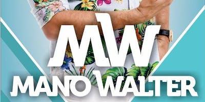 Mano Walter USA TOUR - Newark/NJ