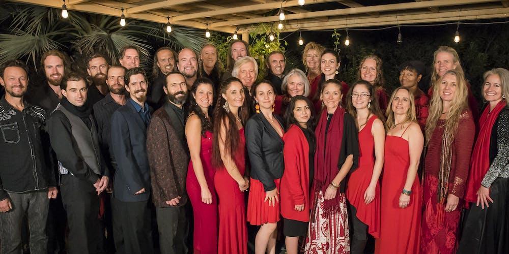 A Christmas Concert w/ TaliasVan\'s Bright & Morning Star Choir ...