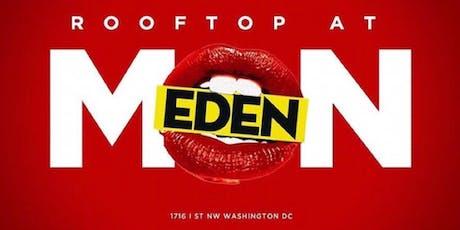 Eden Lounge DC (Mondays) tickets