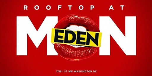 Eden Lounge DC (Mondays)