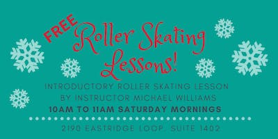 Aloha Winter Rollerland: Free Introductory Roller Skate Lesson
