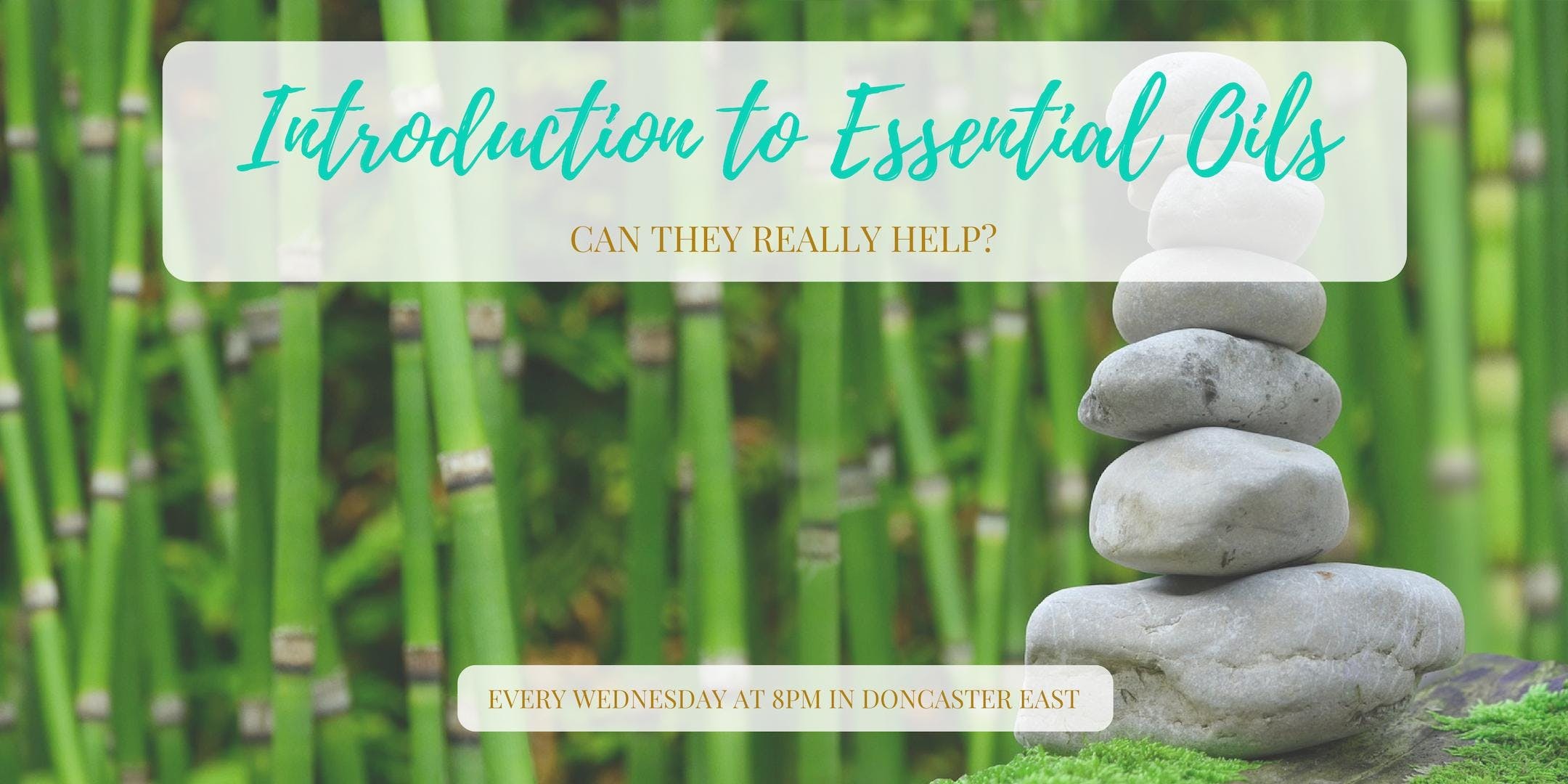 Introduction to Essential Oils - can they rea