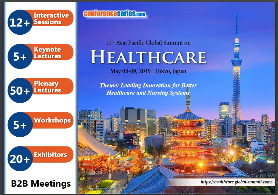 11th Asia Pacific Global Summit on Healthcar