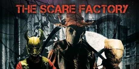 The Scare Factory Limerick tickets