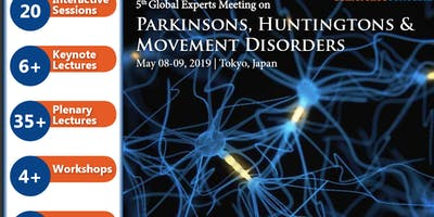 5th Global Experts Meeting on Parkinsons, Huntingtons & Movement Disorders (CSE)