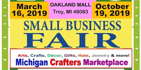 Michigan Crafters Marketplace at Oakland Mall, Troy tickets