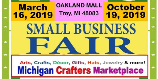 Michigan Crafters Marketplace at Oakland Mall, Troy