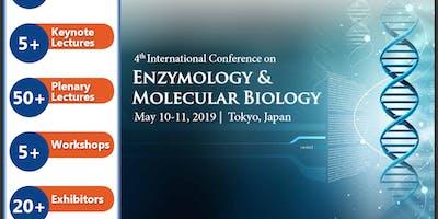 4th International Conference on Enzymology & Molecular Biology (CSE)