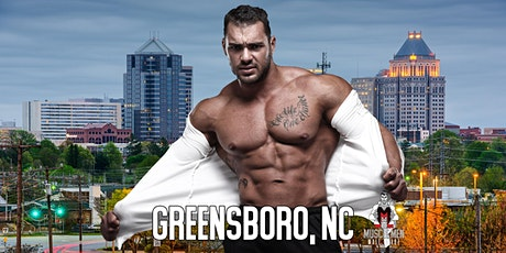 Muscle Men Male Strippers Revue Show & Male Strip Club Shows Greensboro NC 8pm-10pm