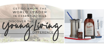 Getting started with essential oils for healthy teeth and gums.