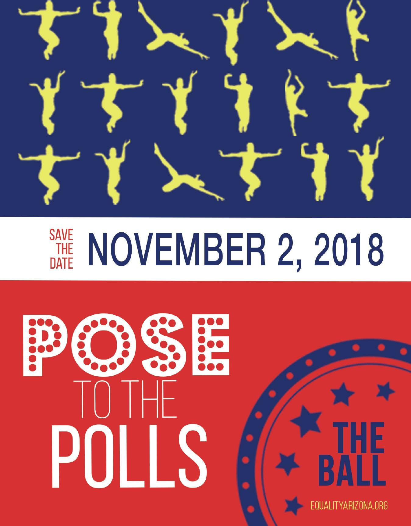 Pose to the Polls MIni-Ball