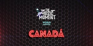 """THE MUSIC MOMENT - (""""CANADÁ"""")"""